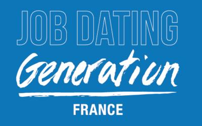 GENERATION FRANCE ORGANISE UN JOB DATING LES 19-20-21 OCTOBRE